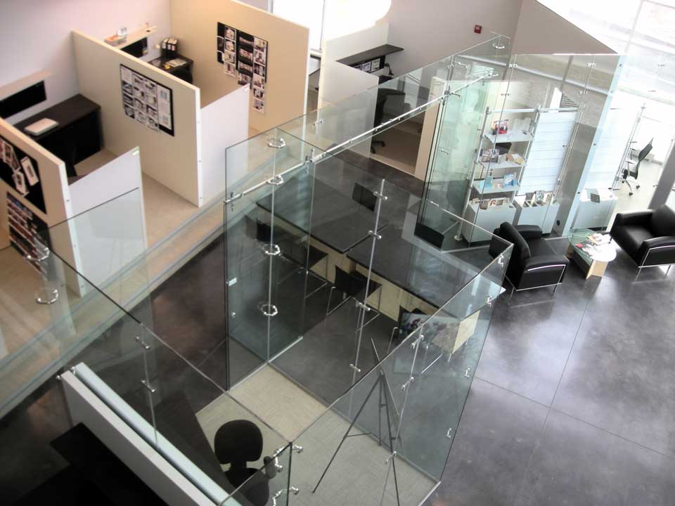 Glass Cubicle
