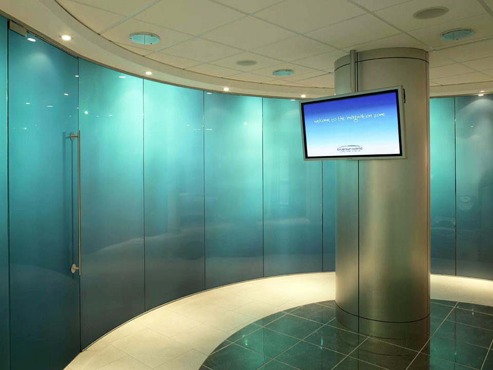 Smart Glass Panels