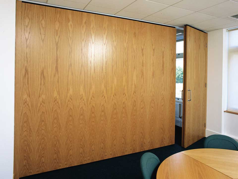 Movable doors sliding wall panels sliding door for Retractable walls commercial
