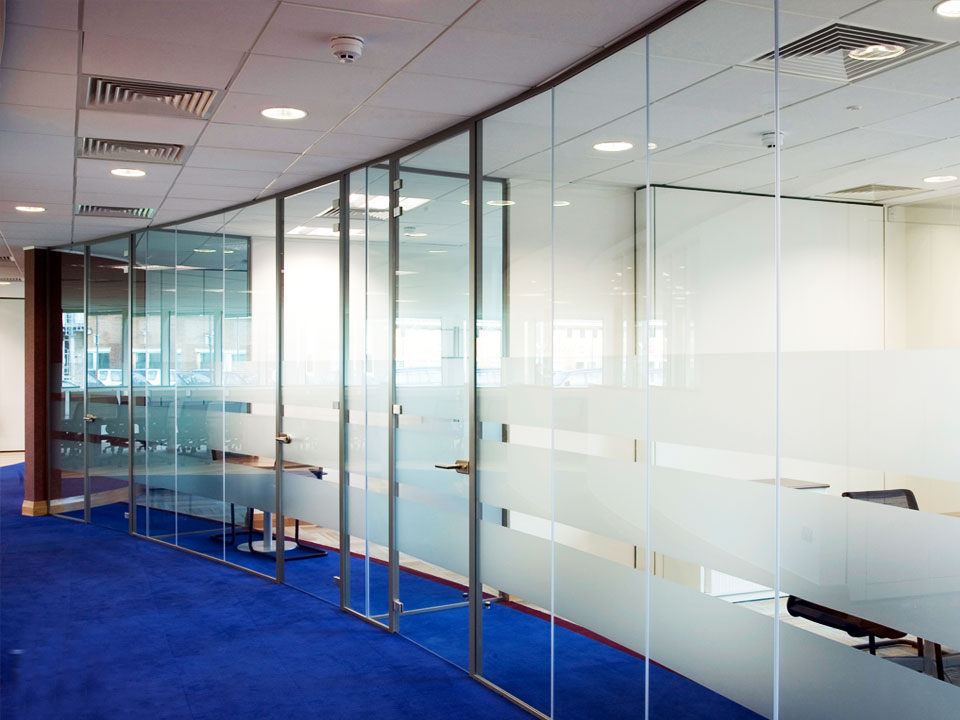 Acoustic Doors And Frames Acoustic Single Glazed System