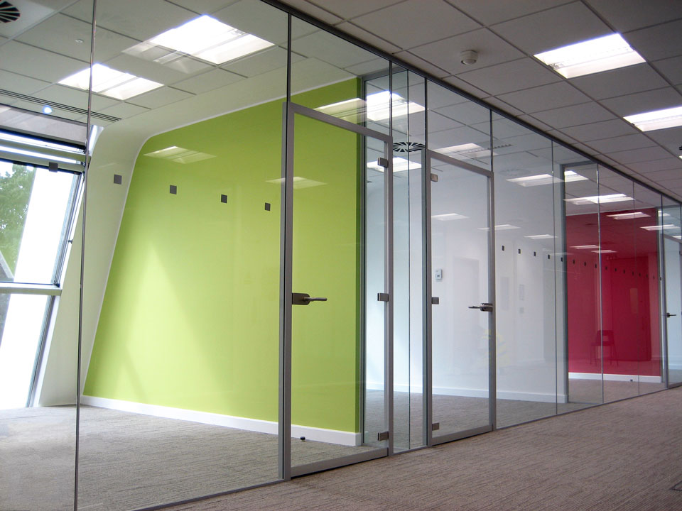 Acoustic Single Glazed Door