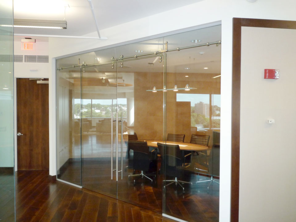 Sliding glass doors interior pocket doors avanti systems for Sliding glass wall systems