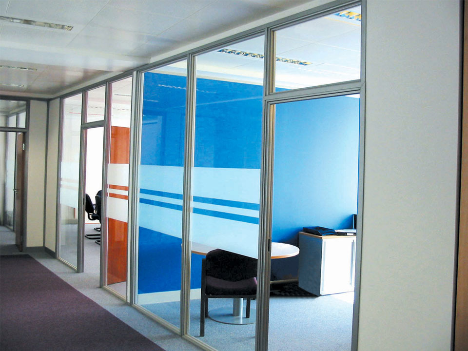 Fire Rated Wall Systems : Fire rated double glazed glass walls avanti systems