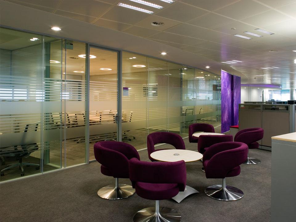 Double Glazed Walls : Fire rated double glazed glass walls avanti systems