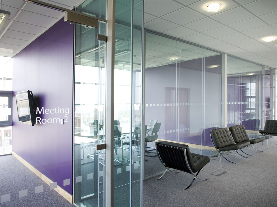 Fire Rated Double Glazed Glass Walls Avanti Systems