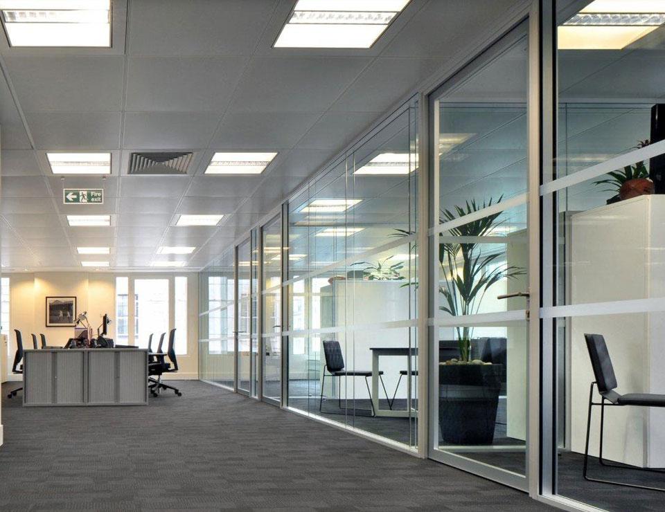 Double Glazed Walls : Frameless double glazed glass walls avanti systems usa
